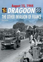 Cover of: Dragoon | Paul Gaujac