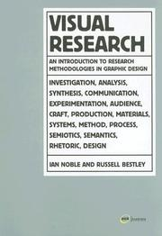 Cover of: Visual Research (Advanced Level) | Various Authors