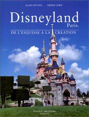 Cover of: Disneyland Paris: De l'esquisse à la création