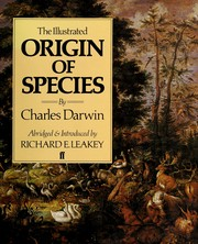 Cover of: (The  origin of species). The illustrated origin of species | Charles Darwin