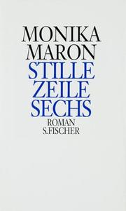 Cover of: Stille Zeile sechs