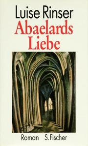 Cover of: Abaelards Liebe