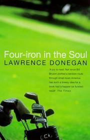 Cover of: Four Iron in the Soul
