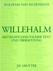 Cover of: Willehalm