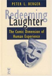 Cover of: Redeeming laughter