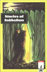 Cover of: Stories of Initiation