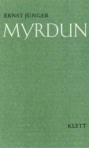Cover of: Myrdun: Briefe aus Norwegen