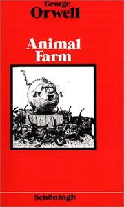 Cover of: Animal Farm. A Fairy Story. ( Englische Ausgabe).