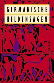 Cover of: Germanische Heldensagen