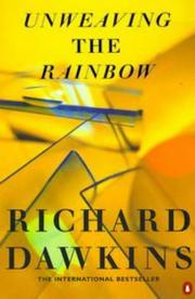 Cover of: Unweaving the Rainbow