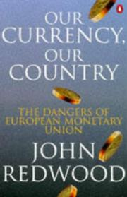 Cover of: Our currency, our country