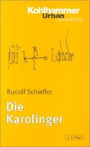 Cover of: Die Karolinger