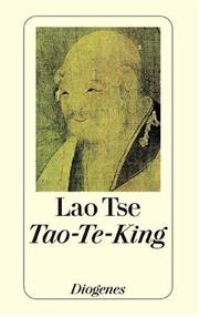 Cover of: Tao-te-king by Laozi