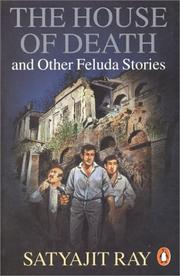 Cover of: The house of death & other Feluda stories