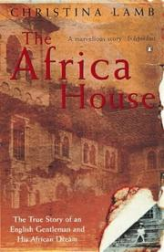 The Africa house by Christina Lamb