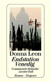 Cover of: Endstation Venedig
