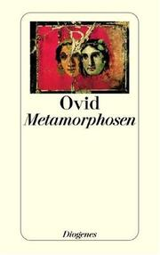 Cover of: Metamorphosen. by Ovid