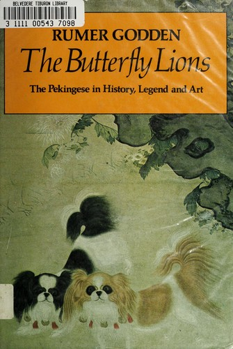 The butterfly lions by Rumer Godden