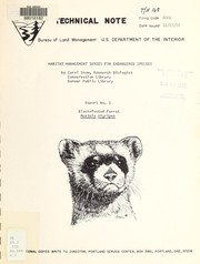 Black-footed ferret, Mustela nigripes (1972 edition ...