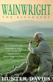 Cover of: Wainwright - The Biography