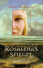Cover of: Rosalenas Spiegel.
