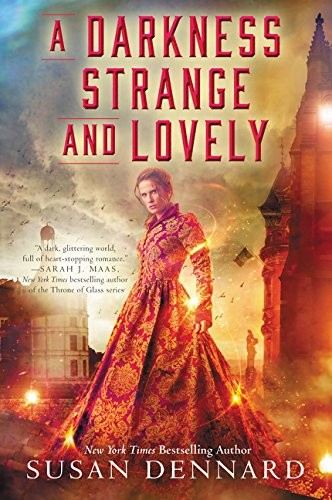 A Darkness Strange and Lovely (Something Strange and Deadly Trilogy, 2)