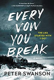 Every vow you break  by Swanson, Peter,