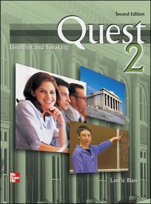 Image 0 of Quest Level 2 Listening and Speaking Teacher's Edition