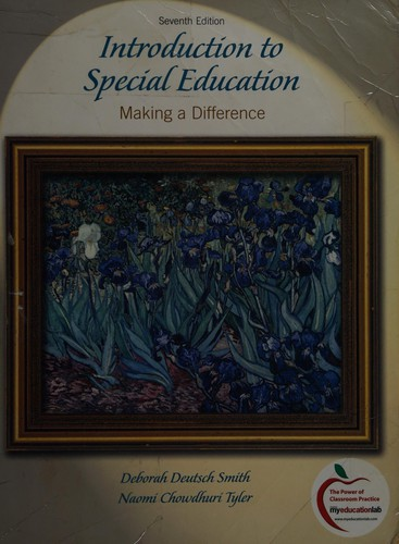 Image 0 of Introduction to Special Education: Making A Difference (7th Edition)