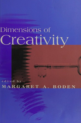 Image 0 of Dimensions of Creativity (Bradford Books)