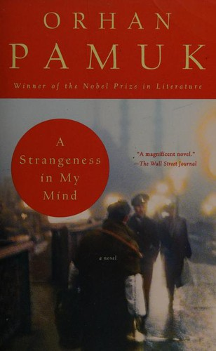 Image 0 of A Strangeness in My Mind: A novel (Vintage International)