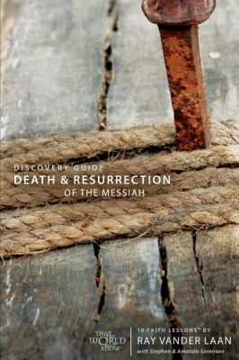 Image 0 of Death and Resurrection of the Messiah Discovery Guide: 10 Faith Lessons