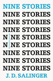 Book cover for 9 Stories by J. D. Salinger
