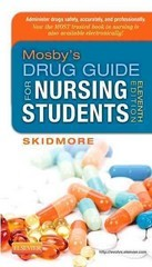 Image 0 of Mosby's Drug Guide for Nursing Students