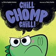 Chill Chomp chill! / by Ayala-Kronos, Chris