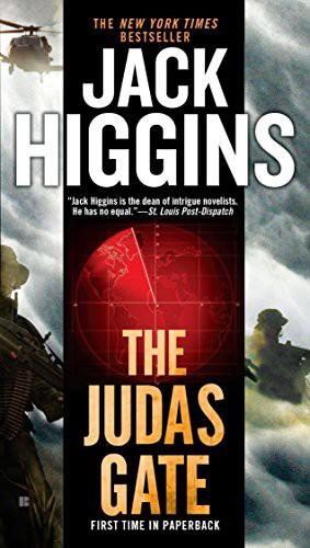 The Judas Gate (Sean Dillon)