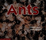 Ants / by Berger, Melvin.