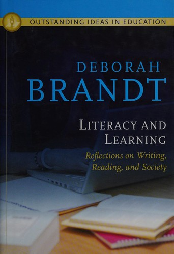 Image 0 of Literacy and Learning: Reflections on Writing, Reading, and Society