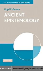 AncientEpistemology