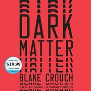 Book cover for Dark Matter by Blake Crouch