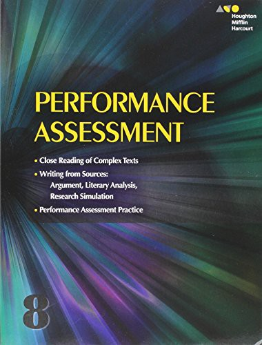 Image 0 of Collections: Performance Assessment Student Edition Grade 8