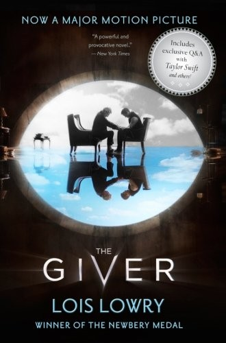 The Giver Movie Tie-In Edition (1) (Giver Quartet)