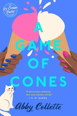 A Game of Cones (An Ice Cream Parlor Mystery)