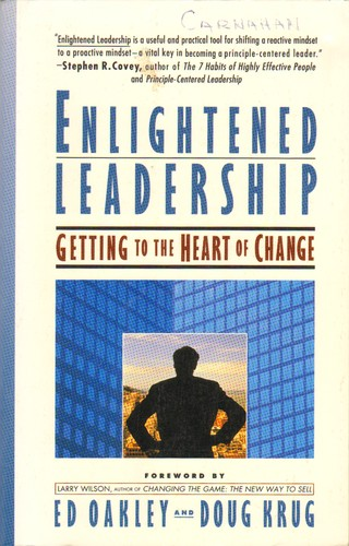 Image 0 of Enlightened Leadership: Getting to the Heart of Change