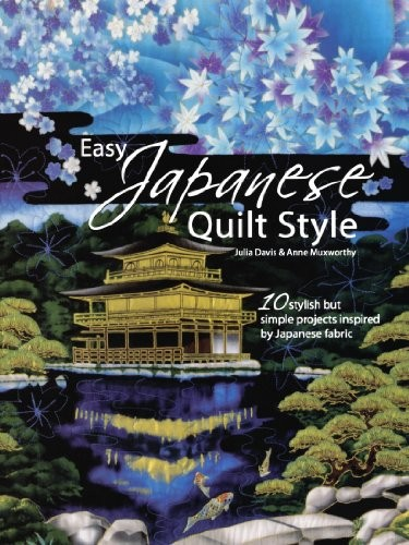 Image 0 of Easy Japanese Quilt Style