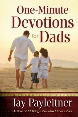 Image 0 of One-Minute Devotions for Dads