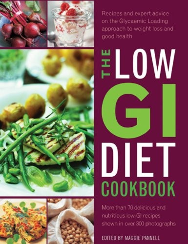 Image 0 of Low GI Diet Cookbook: Recipes and Expert Advice on the Glycaemic Loading Approac