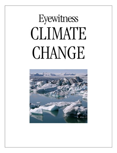 Image 0 of Climate Change (DK Eyewitness Books)