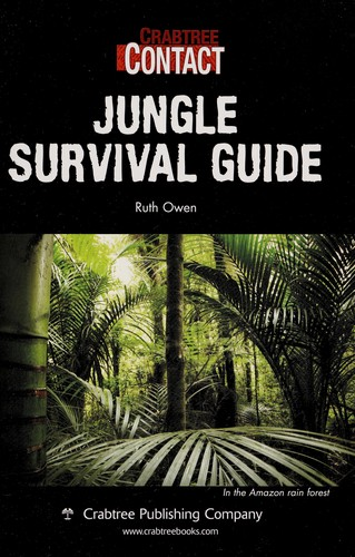 Image 0 of Jungle Survival Guide (Crabtree Contact)