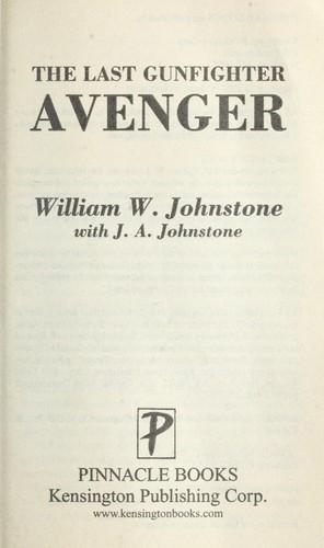 Avenger (The Last Gunfighter, Book 15)